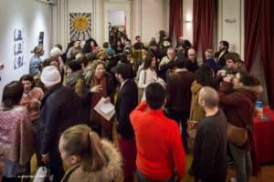 Vernissage MACLA Instituto Cervantes Burdeos