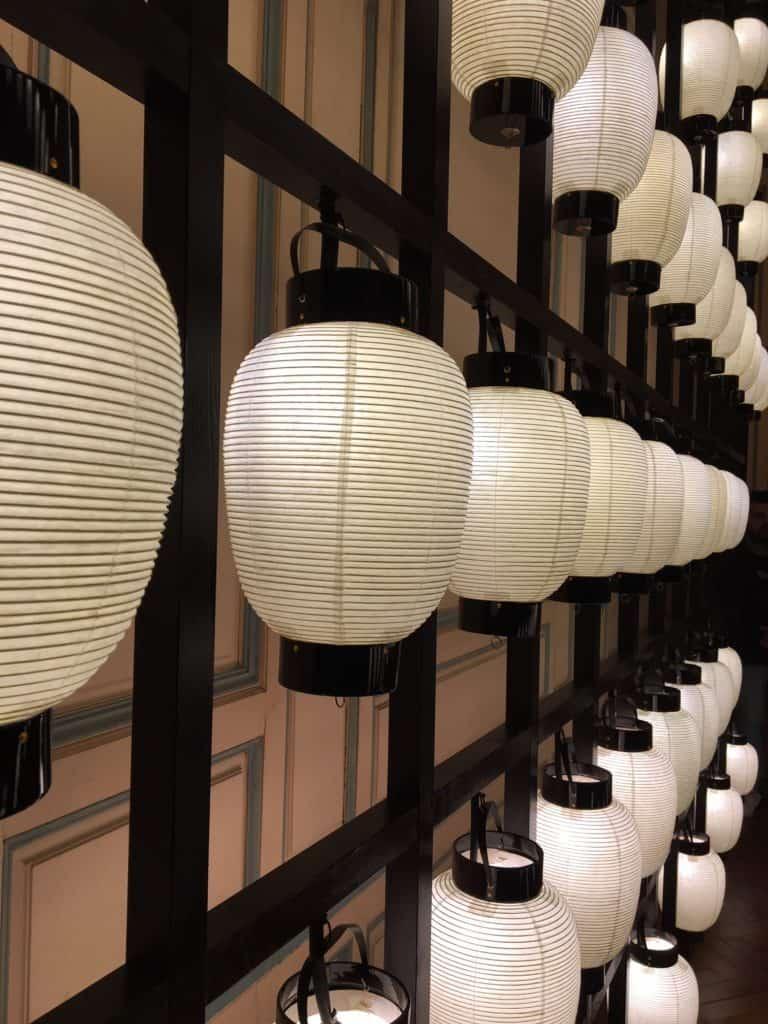 Lanternes japonaises 2
