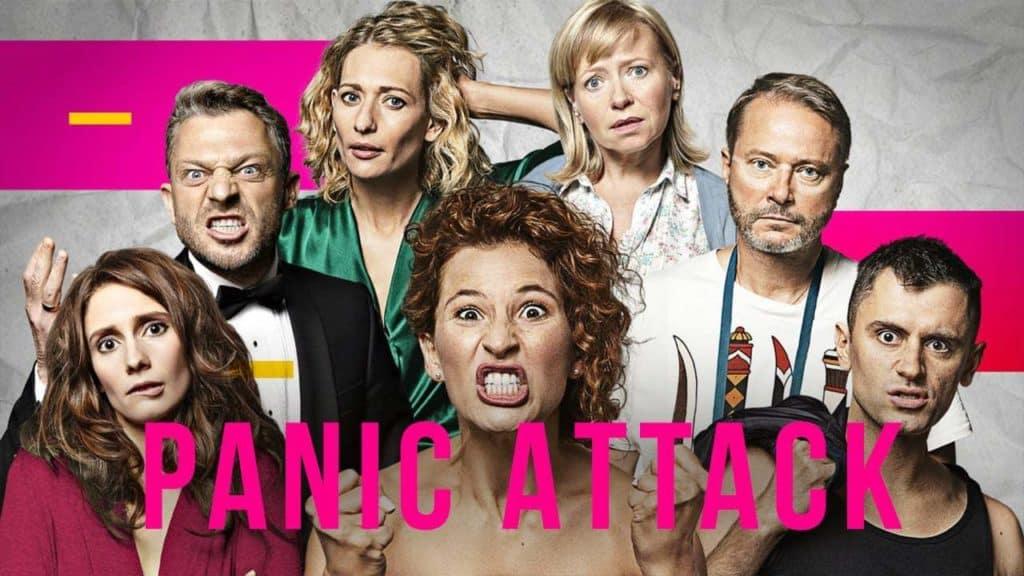 affiche Panic Attack