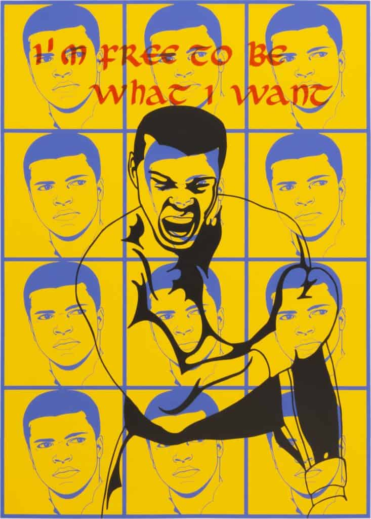Ali, pop'art