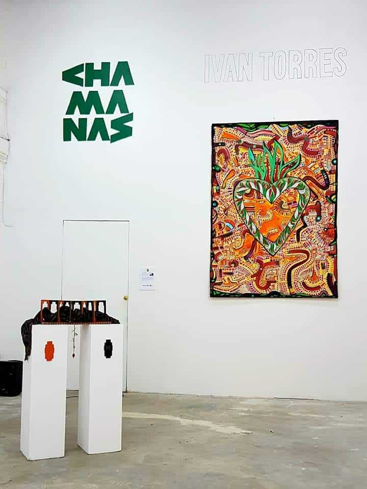 Exposition Chamanas