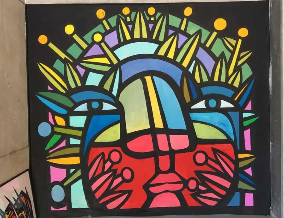Mono Gonzalez art urbain 5