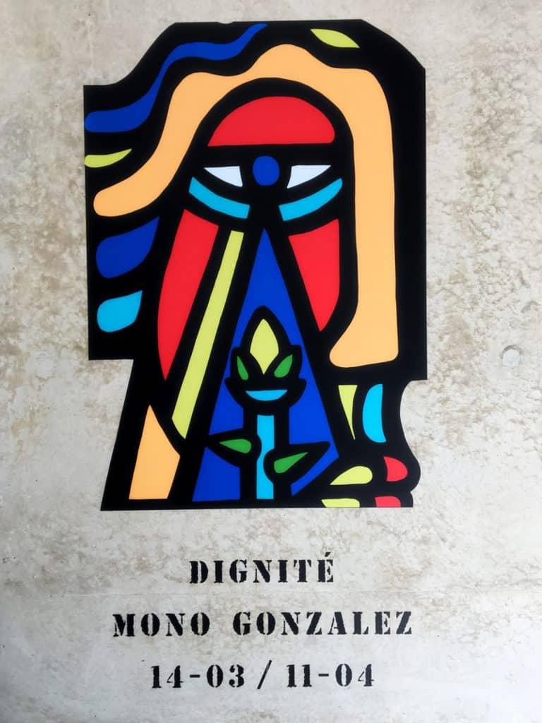 Mono Gonzalez Art Urbain 2