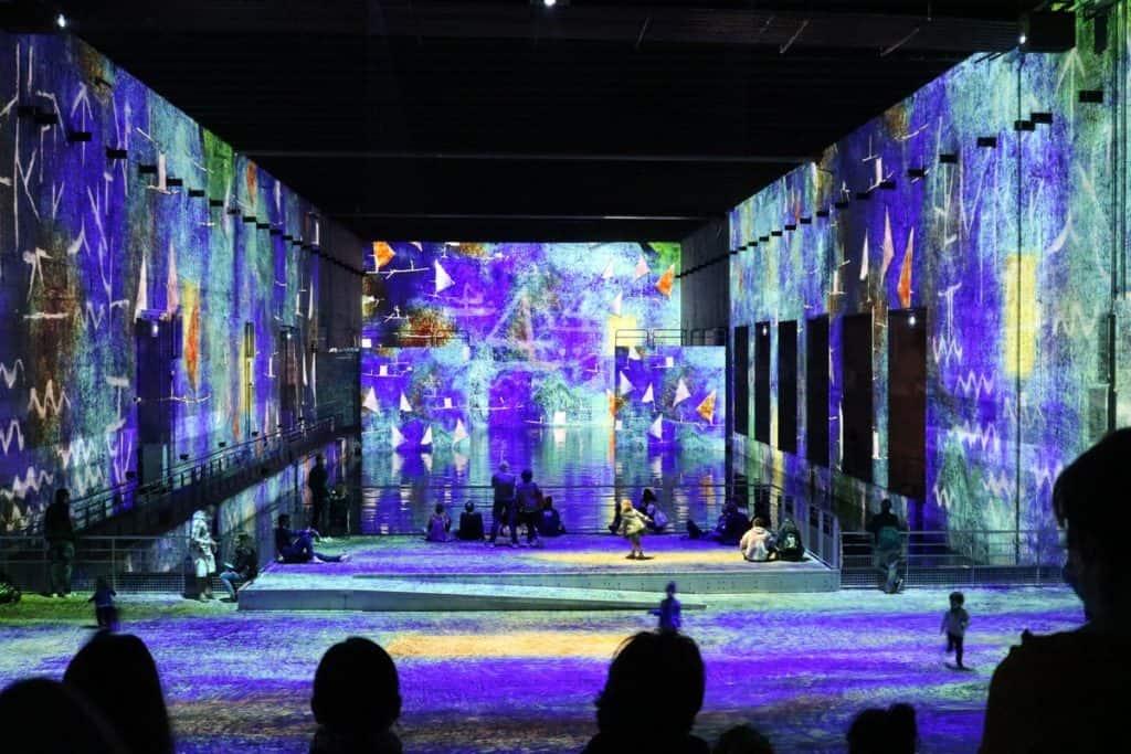 Paul Klee bassins des lumières