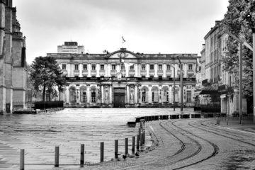Hotel de Ville pendant le confinement