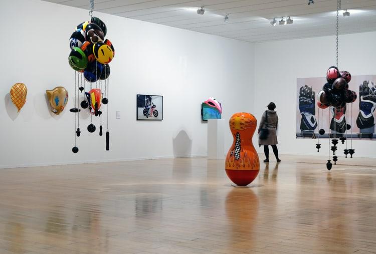 Visuel pour l'article : « Motopoétique », musée d'art contemporain de Lyon, 2014